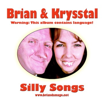 Brian & Krysstal Silly Songs Album - Download from iTunes