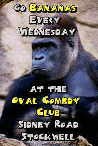Go Banas at The Oval Comedy Club